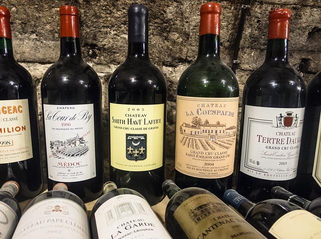 Przewóz wina cysternami firmy Stando