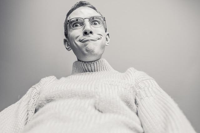 Swetry męskie - klasyk nie do pobicia