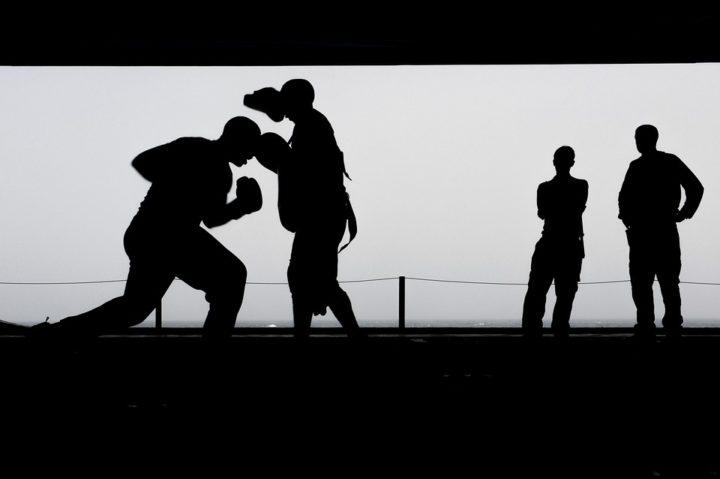 Trening boksu. Odżywki dla aktywnych. DSO