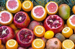Lidl nowa gazetka - owoce