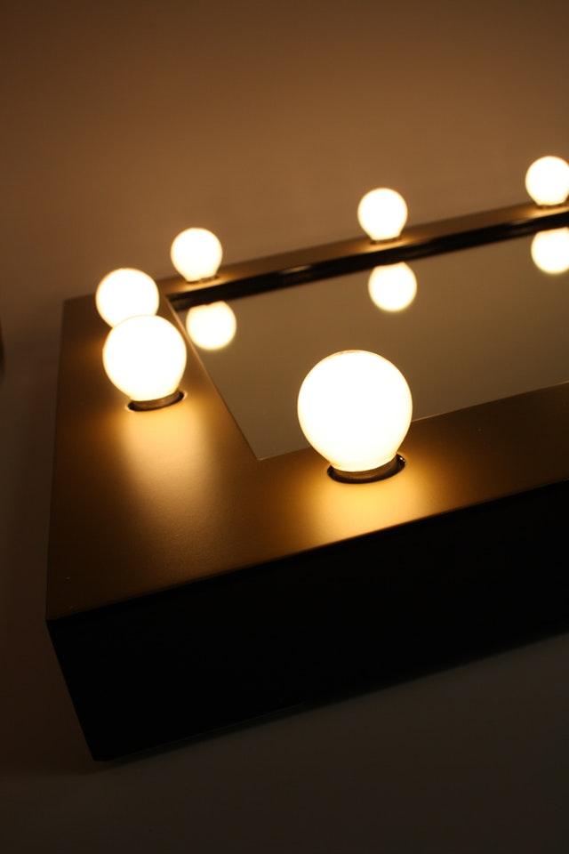 Idealne lampy nad lustro