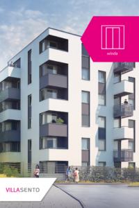 villa sento - nowe mieszkania kraków Ruczaj