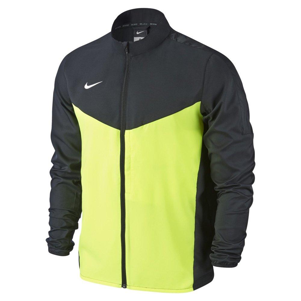 kurtka nike czarno żółta