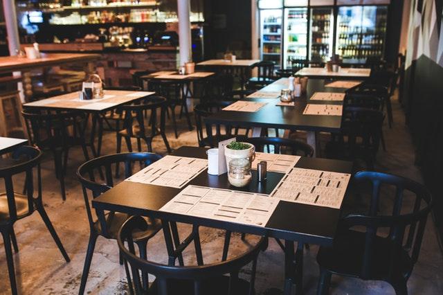 podłogi do restauracji