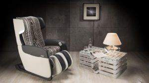 Fotele masujące zapewniają relaks