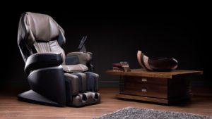 Fotele masujące stylowym dodatkiem