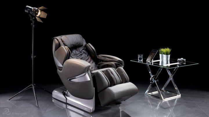 Fotele masujące sprawdzą się w biurowej przestrzeni