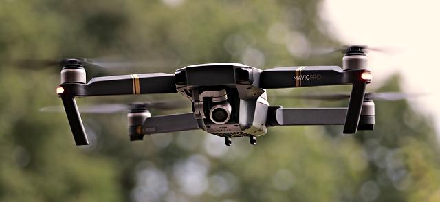 jeden z dronów z rankingu top10