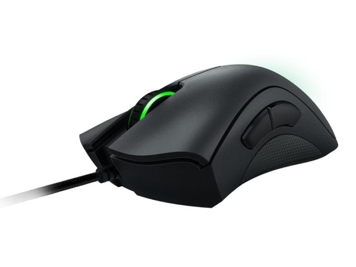 myszki dla graczy komputerowych razer deathadder