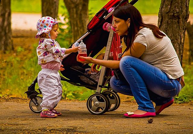 TOP10 ranking wózków dziecięcych idealnych na spacer i nie tylko