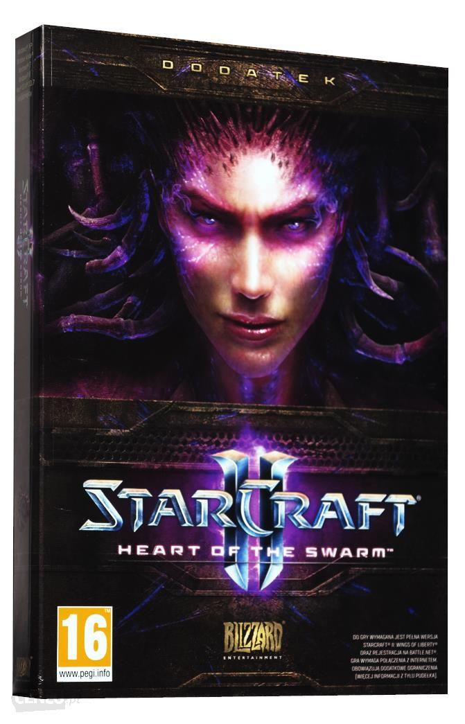 Jedna z najlepszych gier strategicznych z top10, star craft
