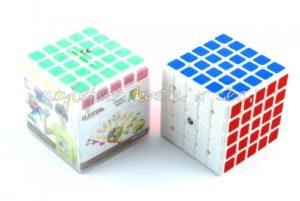 Zestaw kostek logicznych YuXin Purple Kylin 5x5x5 white