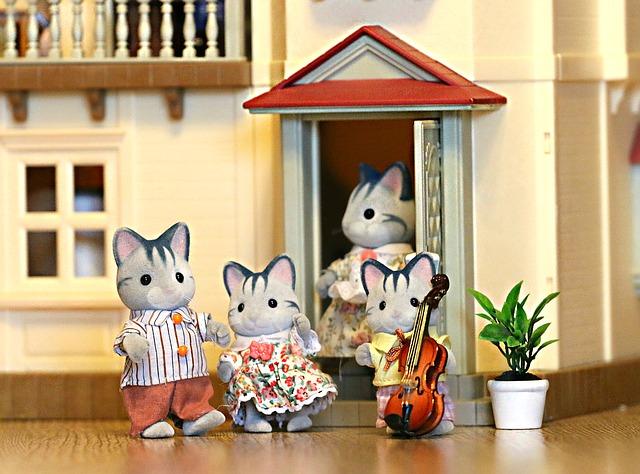 Najlepsze domki dla lalek to gwarancja udanej zabawy!