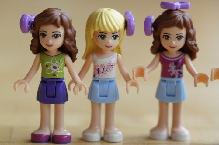 Lego Friends figurki