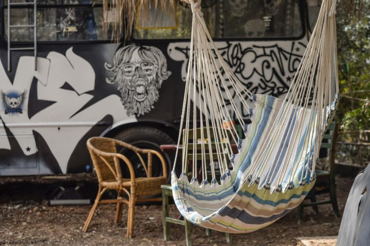 bujak ogrodowy - sposób na relaks