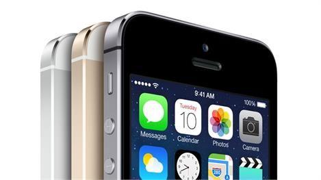 iphone s5 - wyświetlacz