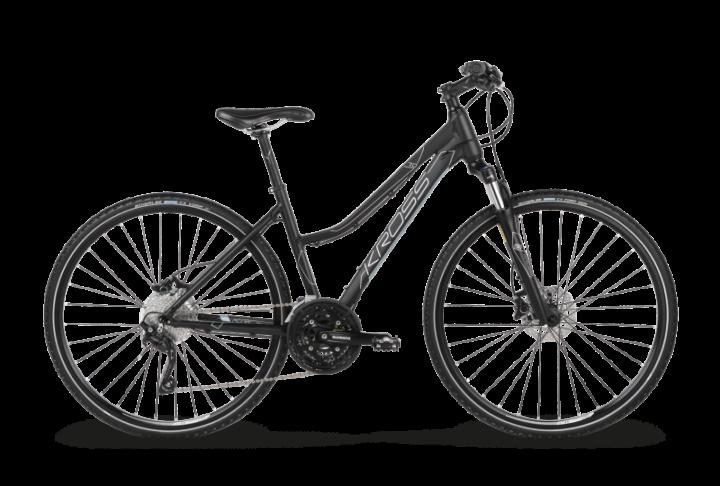 Damski rower turystyczny KROSS- idealny na początek