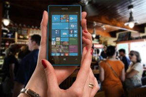 aparat Nokia 5 to 13 Mpix!