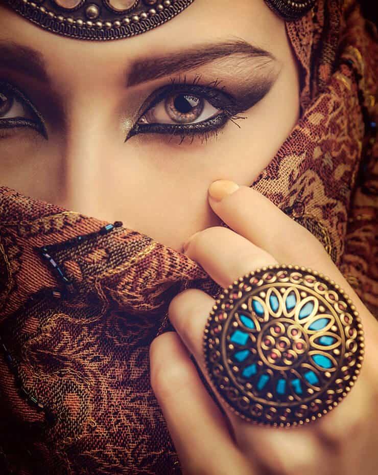 Biżuteria arabska