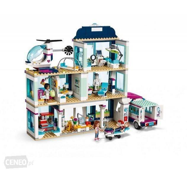 czy takie Najlepsze Lego Friends dla Ciebie?
