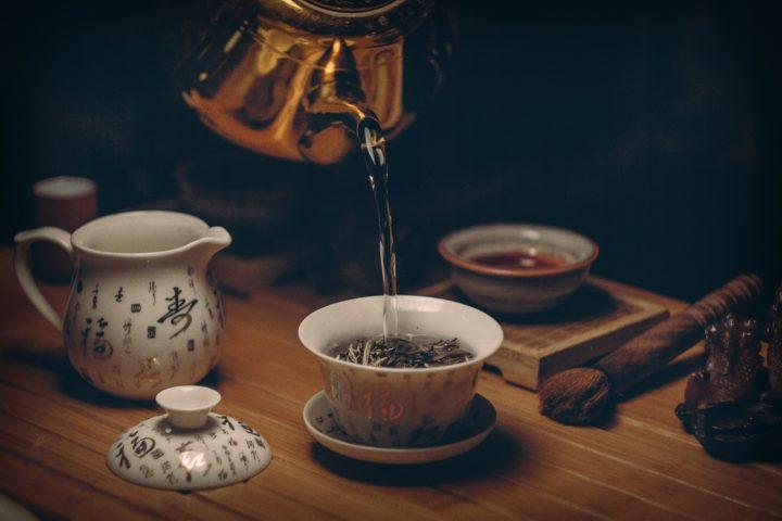 Herbaty zielone idealne ma odprężenie