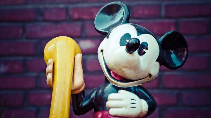 ubranka Disney - zdjęcie Myszki Mickey