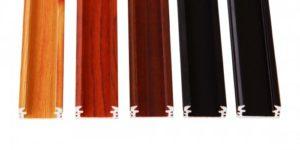profile led występują w wielu wersjach kolorystycznych
