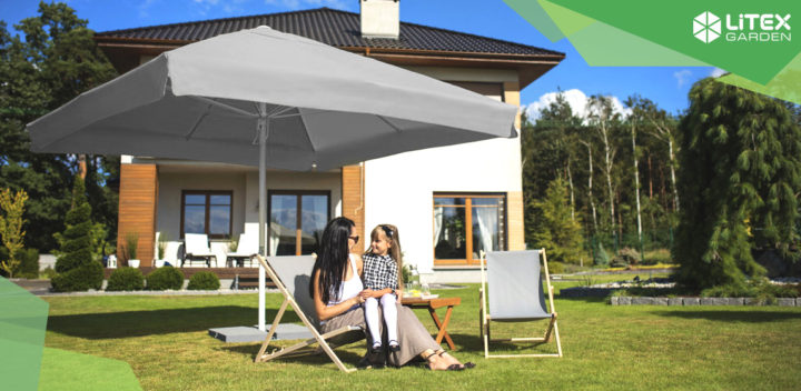 jak wybrać idealny parasol do ogrodu