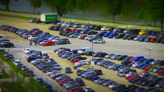 Dystrybutor biletów ułatwi Twoją pracę na parkingu