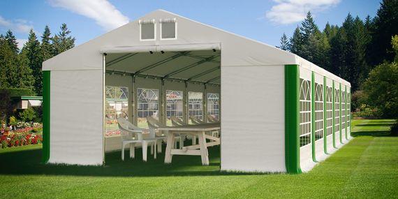 Solidne namioty gastronomiczne sprawdzą się na wielu imprezach