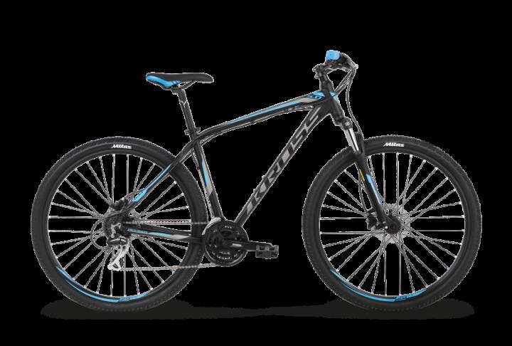 rowery kross hexagon niebieski