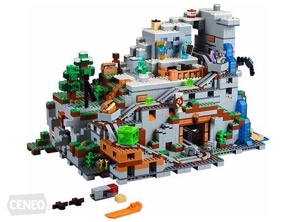 najlepsze lego minecraft gwarancją dobrej zabawy