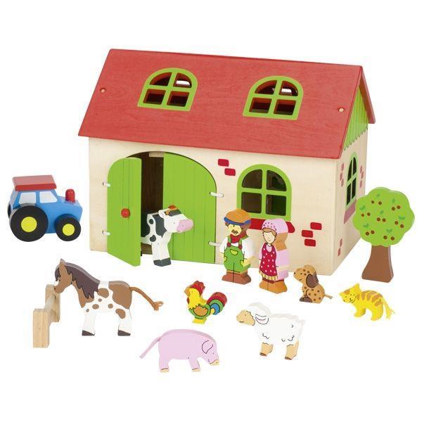 Interesujące zabawki Goki - idealne dla pociechy