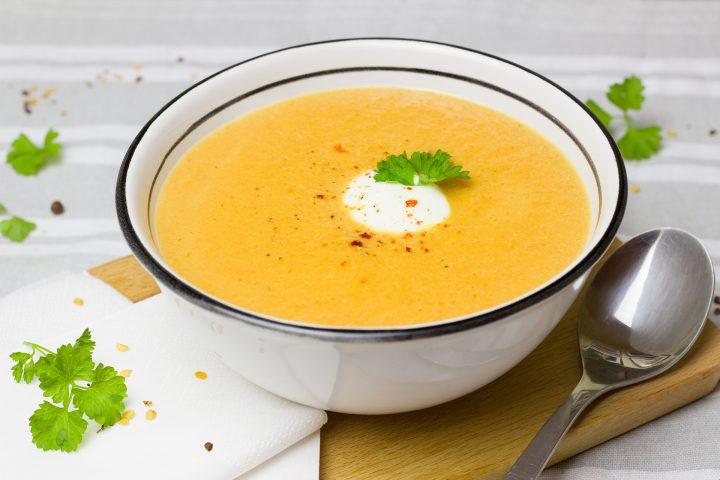 Pyszna zupa krem z blendera - masz na nią ochotę?