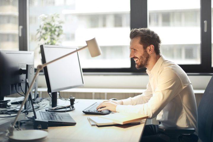 Wysokiej jakości krzesło biurowe do codziennej pracy