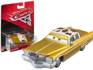Figurka samochodzik z auta zabawki