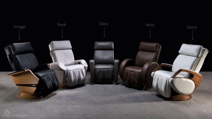 Wybierz jeden z foteli masujących do swojego domu