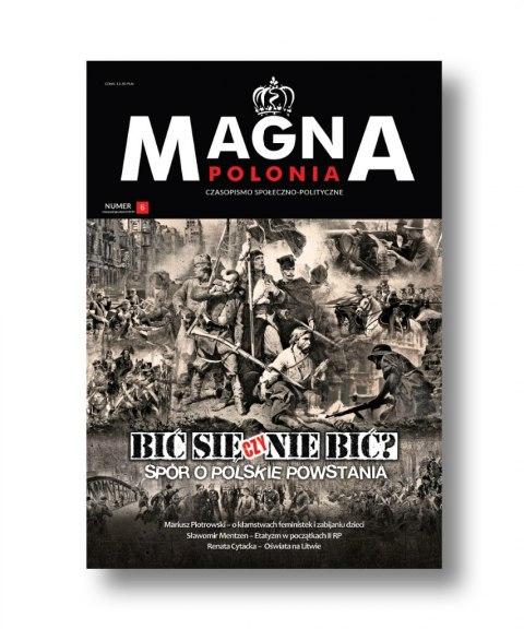 Czasopismo Magna Polonia jest tworzone z myślą o prawdziwych Polakach