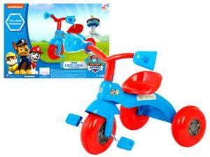 Rowerek trójkołowy z Psi patrol zabawki