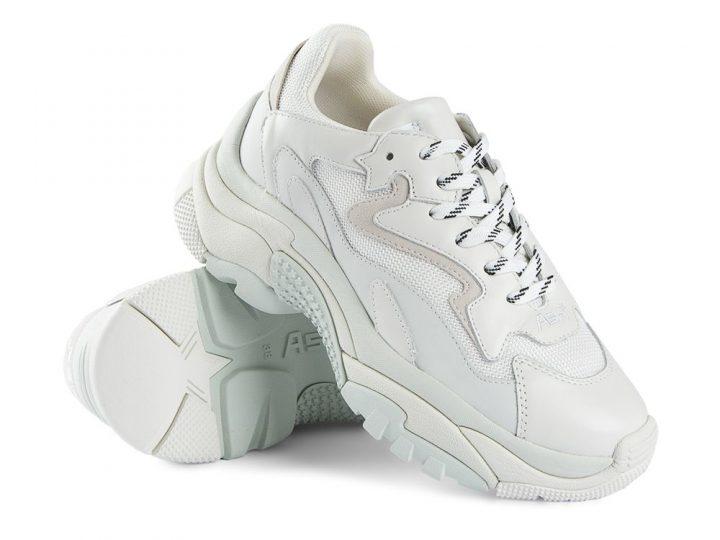 Wyjątkowe buty - sneakersy ash