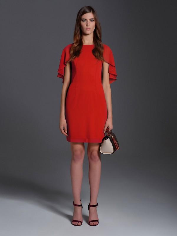 Sukienka z krysztalkami