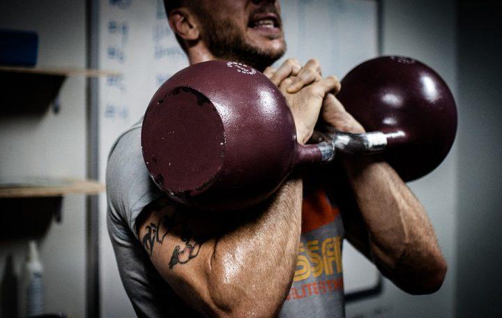 Thermal Pro V4 jest idealny dla osób w intensywnym treningu