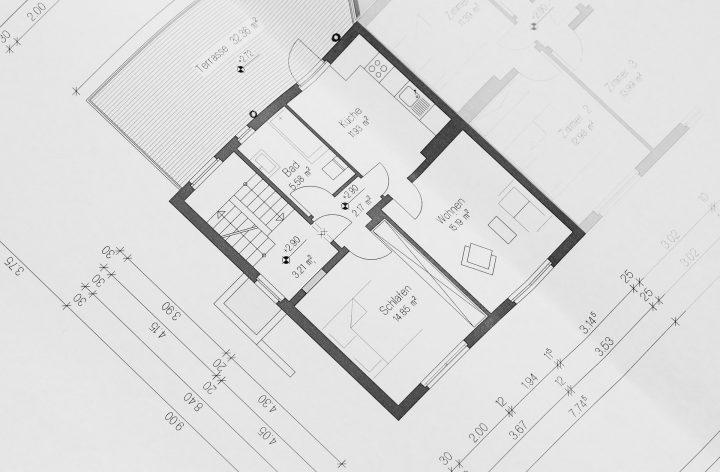Profesjonalny projekt domów z wnętrzem.