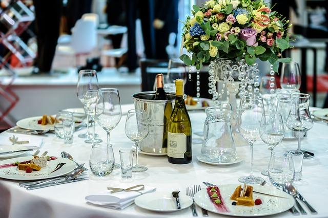 Usługi cateringu weselnego