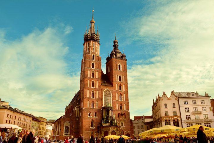 Pokoje w centrum Krakowa