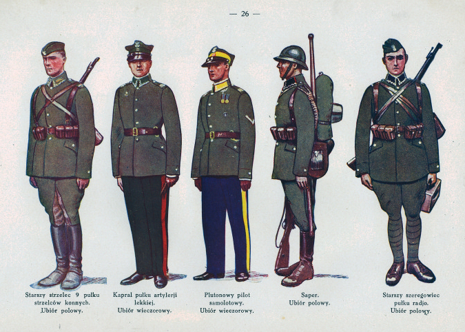 Historia strojów wojskowych w okresie II wojny światowej - zdjęcie ilustracyjne