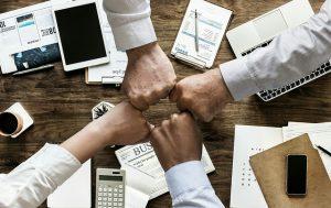kurs dla kreatywnych jest okazją do prac grupowych