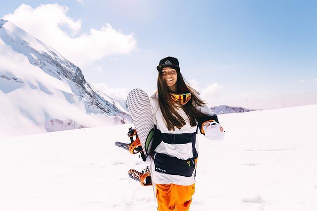 damskie wi ązania snowboardowe ważnym elementem bezpieczeństwa