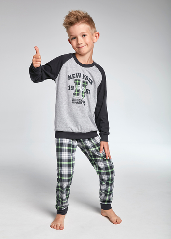 dobrej jakości piżamy młodzieżowe dla chłopców