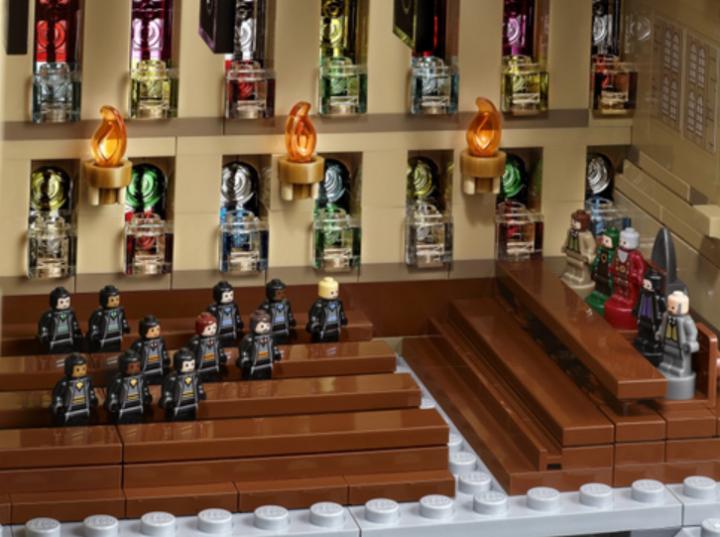 LEGO Harry Potter 71043 to fantastyczny pomysł na prezent dla wszystkich fanów opowieści o małym czarodzieju
